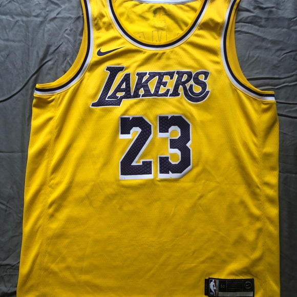 new style d451c 559aa Renzo Cardoni 1 of 5 LeBron James Lakers Jersey